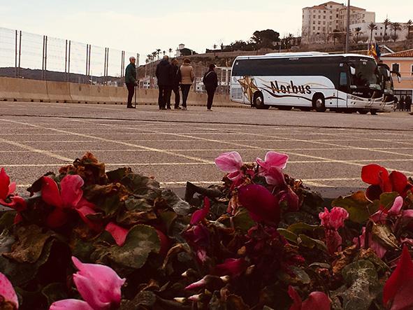 Travel season of Imserso Menorca